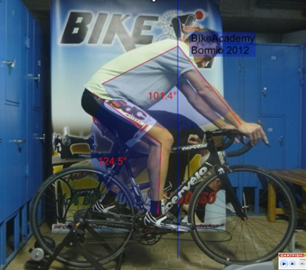 BikeAcademy Davide Cassani a Bormio