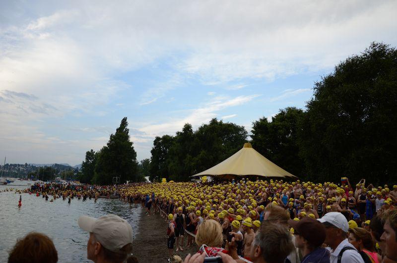 Davide Neofita Finisher Zurigo Swim