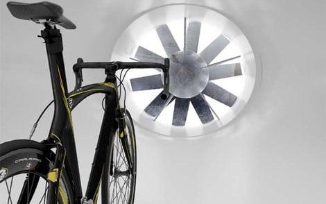 Galleria del vento da ciclismo