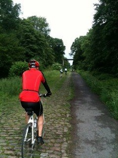 Parigi Roubaix Cyclo 2012