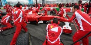 Un team a tua completa disposizione, proprio come in Formula1